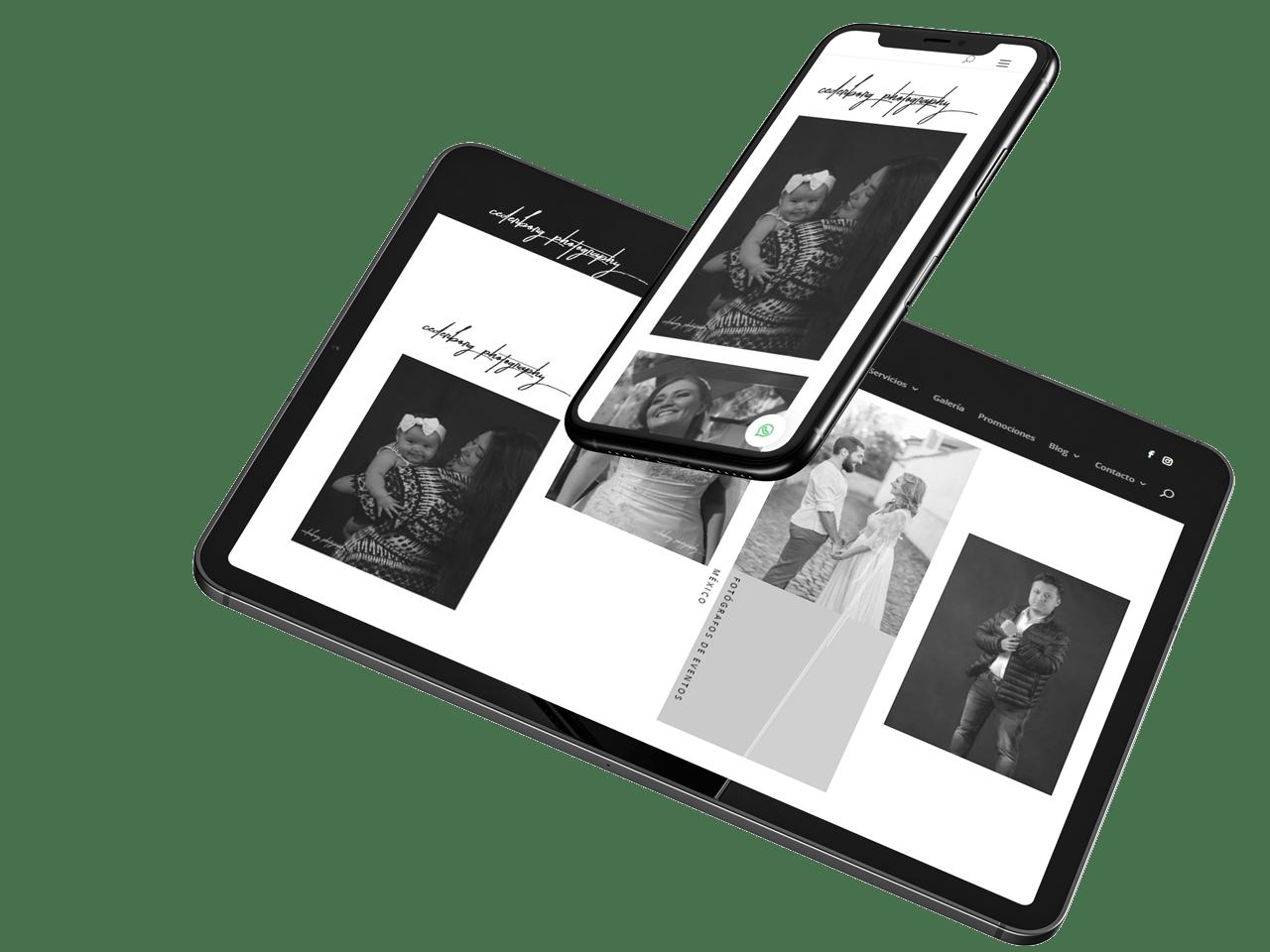 Diseño de Sitio Web Responsivo o adaptable