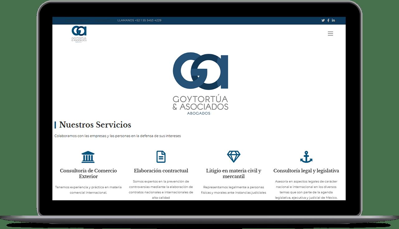 diseños de cederborg web design