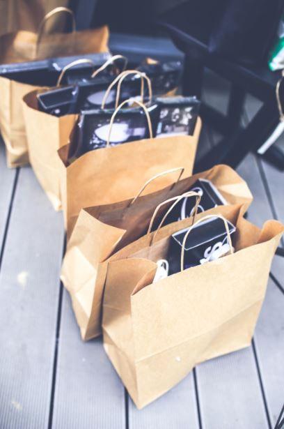 diseño de bolsas cajas empaques y envoltorios