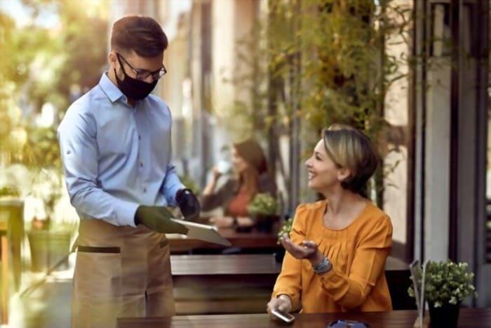 venta de alimentos en pagina web para restaurante